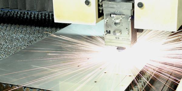 Bild Laserschneiden