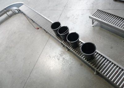 Rollenbahn V4A
