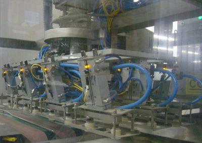 Vakuumdrehgreifsauger für Folienverpackungen