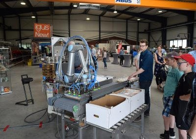kollaborierender Roboter