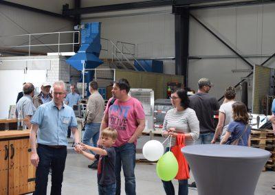 Gewerbeschau 2018 in Weseke