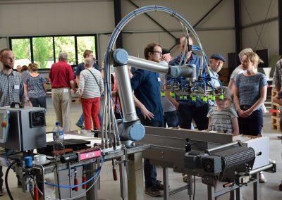 kollaborierender Roboter von UR