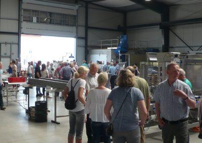 Besucher Gewerbeschau Borken - Weseke