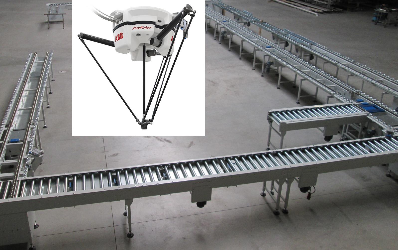 Schlüsselfertige Produktionsanlagen