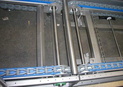 Kettenförderer für Paletten und Big-Boxen ab 1.000 kg